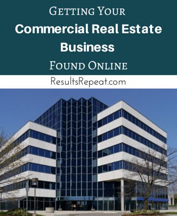 Commercial Real Estate Website SEO