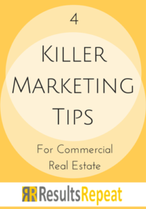 marketing tips commercial real estate