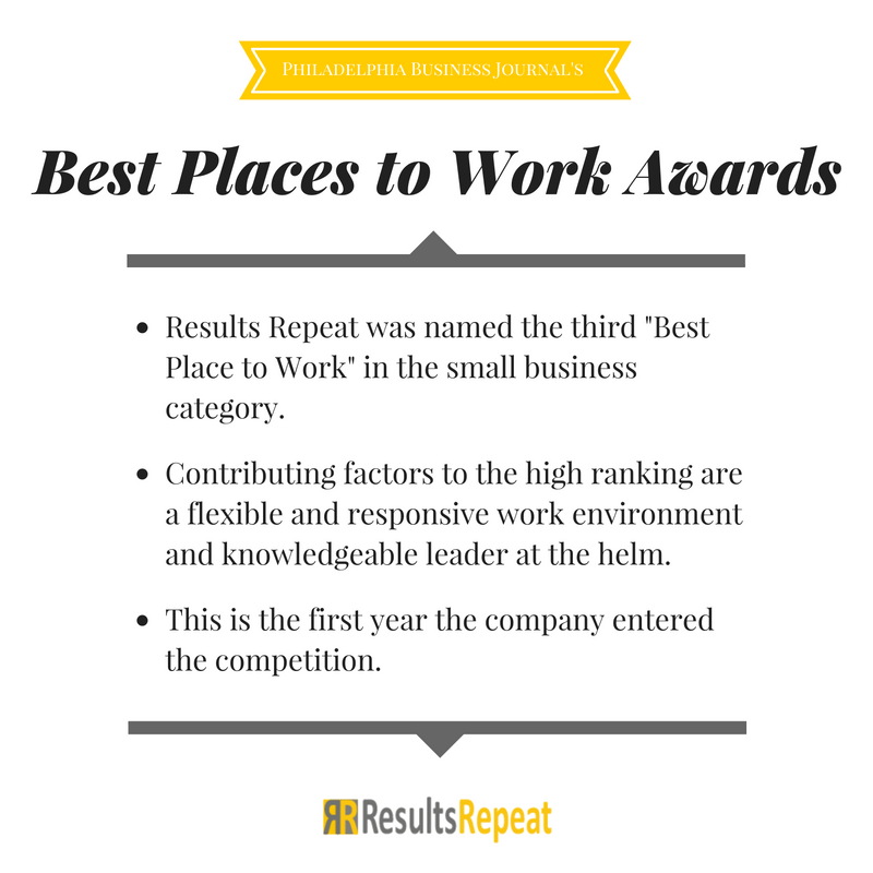 Best Places to Work in Philly