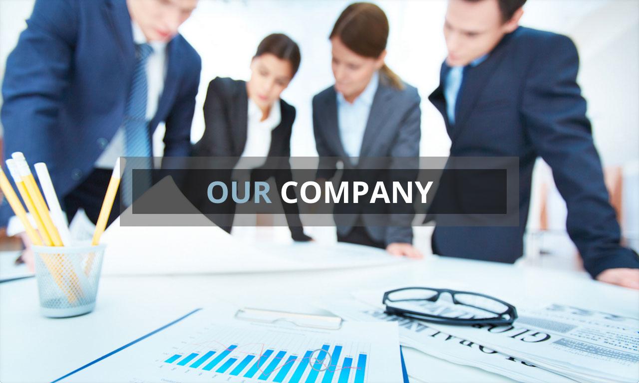 Big Business Website theme screenshot