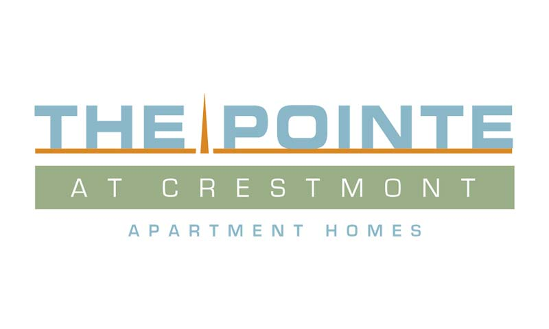 The Pointe at Crestmont Apartment Homes Logo