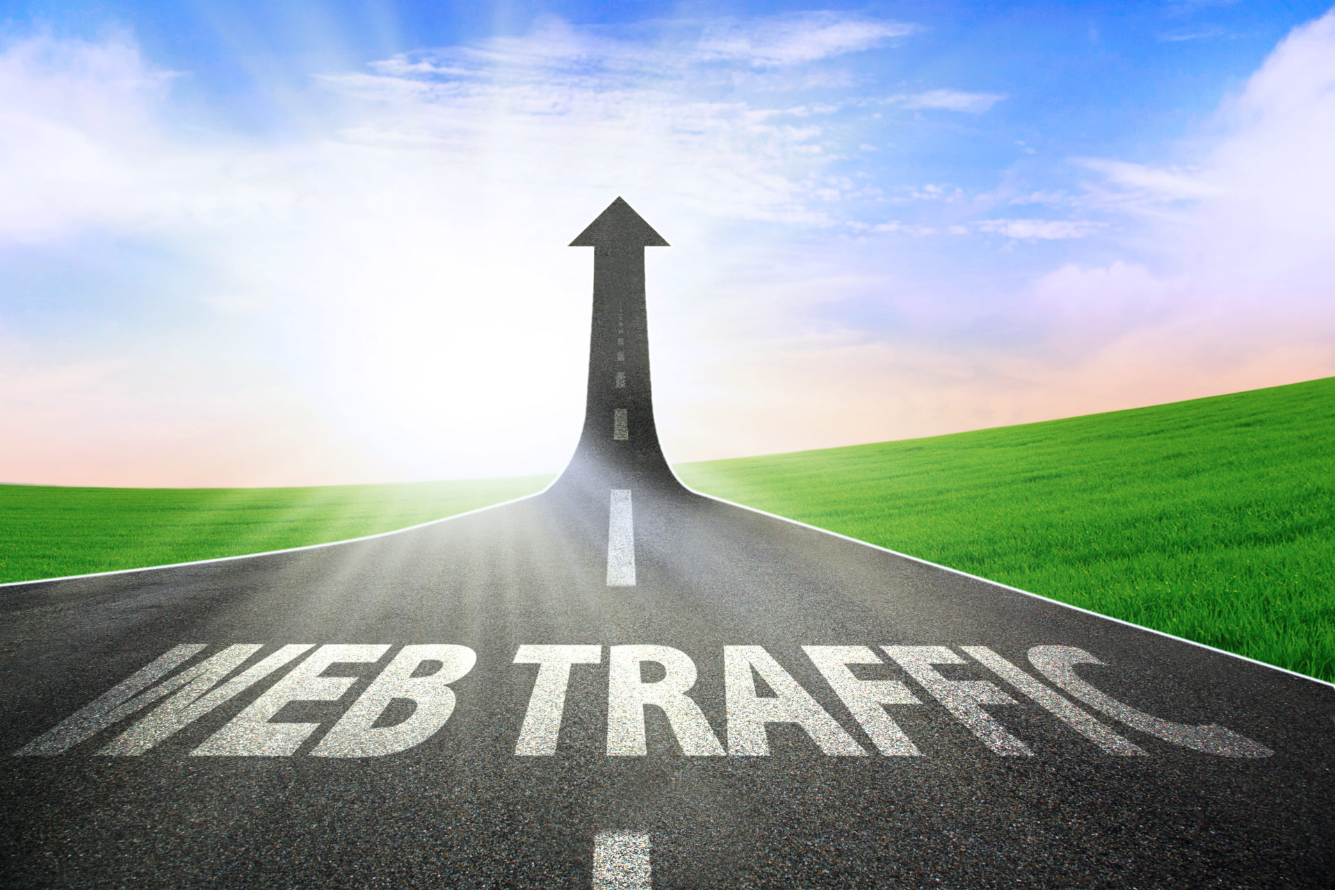 How To Grow A Website Increase Web Traffic