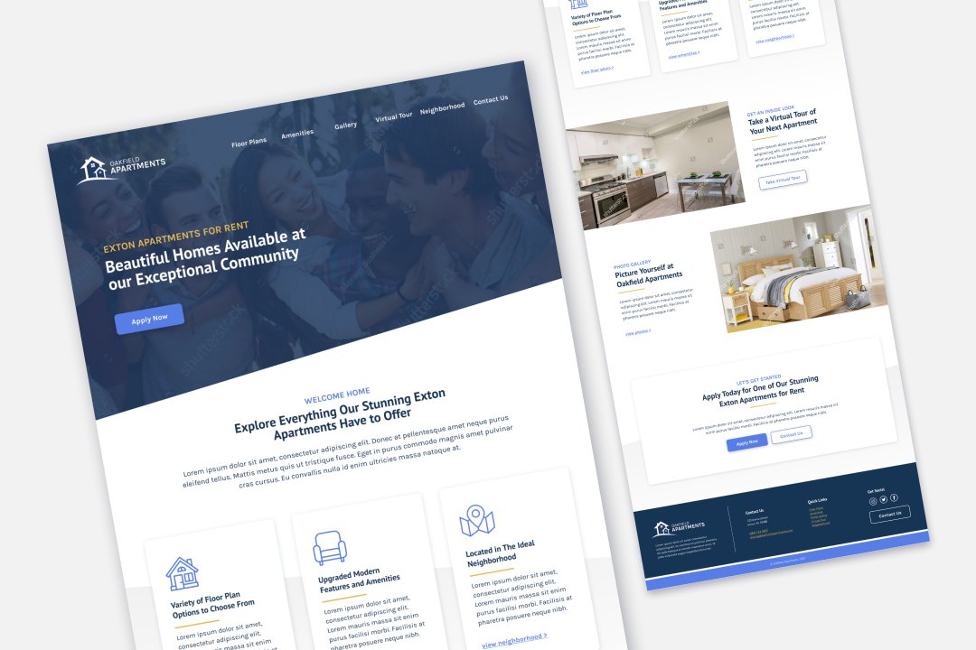 Results Repeat Multifamily Website Template 1