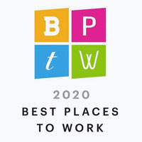 Voted best places to work 2020 by the Philadelphia Business Journal